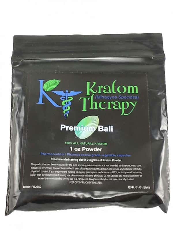 Review of Kratom Therapy Leaves and Capsules + Coupon Codes